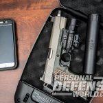 HOME DEFENSE gun case