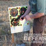 Honor Defense Honor Guard FIST pistol groupings