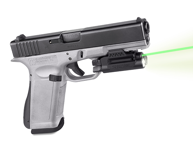 LaserMax Spartan SPS-C-R new lights and lasers
