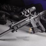 ar rifle 6.8 SPC upper