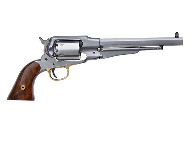 Pedersoli 1858 Remington Pattern Custom black powder guns