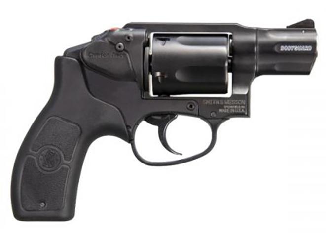 S&W Bodyguard revolver