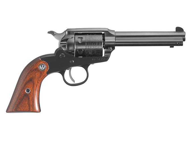 Ruger New Bearcat rimfire revolvers