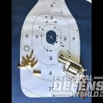 Ruger Redhawk revolver target