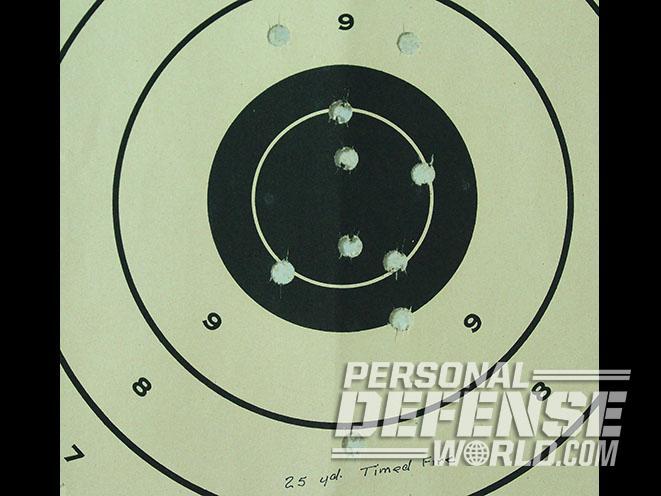 Ruger SR1911 Target pistol target