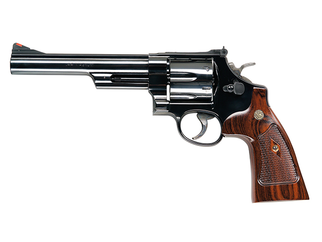 S&W Model 29 hunting revolvers