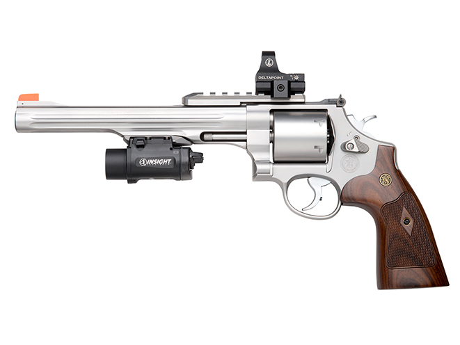 S&W Performance Center 629 hunting revolvers