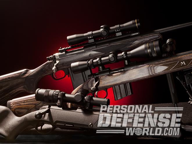 scout rifle collection