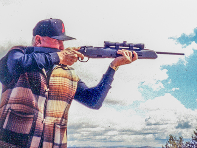 jeff cooper scout rifle aiming