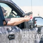 Springfield XD-E pistol truck test