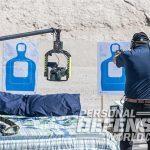 Springfield XD-E pistol target