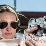 Springfield XD-E pistol sights