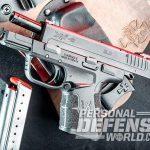 Springfield XD-E pistol slide