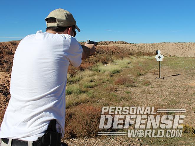 LV Steel Targets gun test