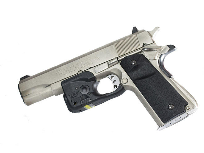 Streamlight TLR-6 For Non-Railed 1911s new lights and lasers