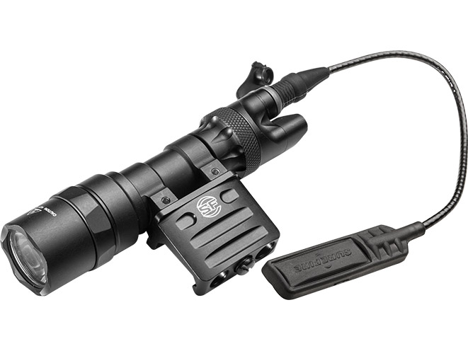 SureFire M312/M322 Scout new lights and lasers