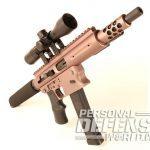 TNW Aero Survival Pistol right angle