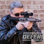 TNW Aero Survival Pistol aiming