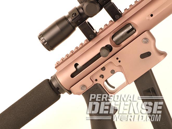 TNW Aero Survival Pistol charging handle