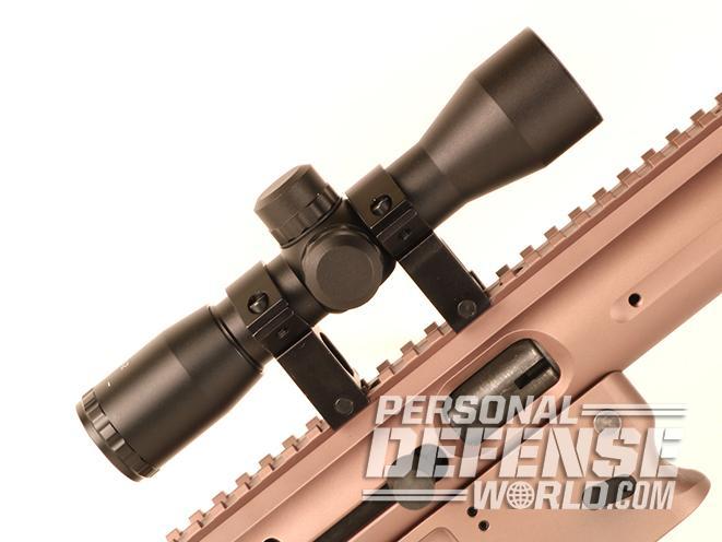 TNW Aero Survival Pistol scope