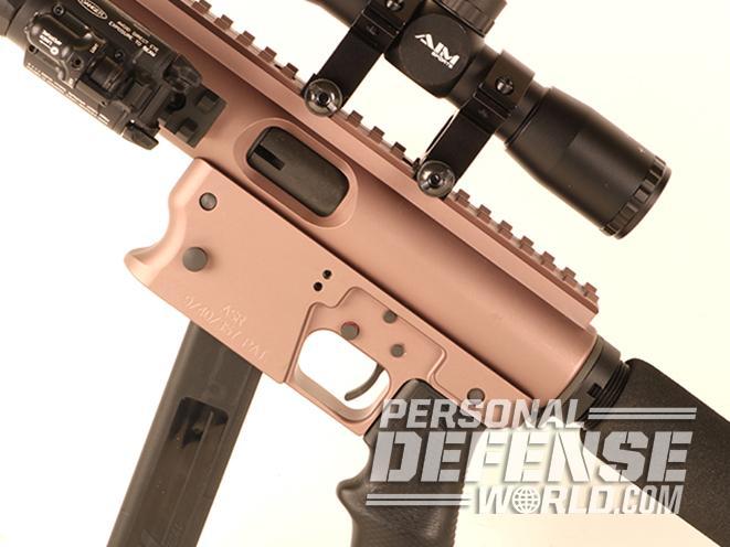TNW Aero Survival Pistol receiver