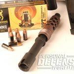 TNW Aero Survival Pistol vented shroud