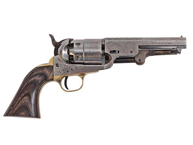 Traditions 1851 Navy Sheriff's .44 black powder guns