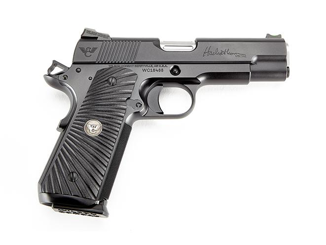 Wilson Combat Hackathorn Special Commander pistol right profile