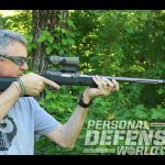 Tactical Solutions X-Ring Takedown rifle test