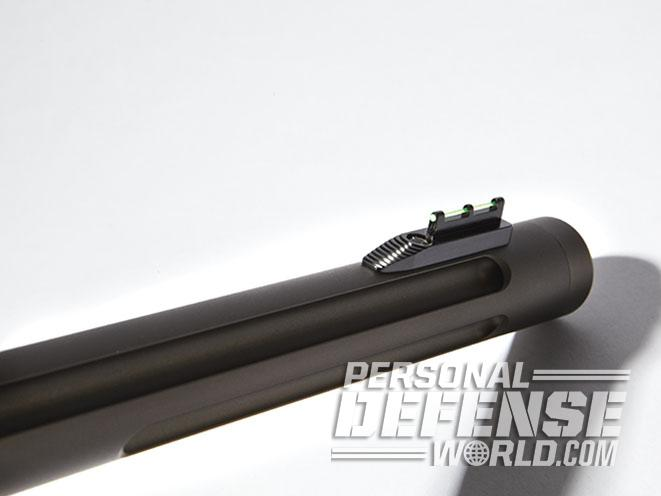 Tactical Solutions X-Ring Takedown rifle front sight