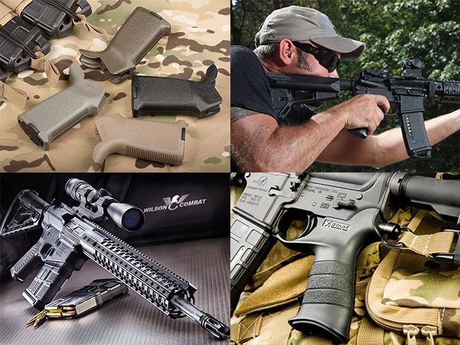 ar rifle upgrades