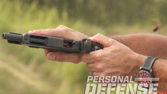 robert keller immediate action pistol drill