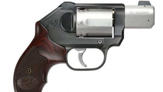 Kimber K6s CDP Revolver September 2017 right
