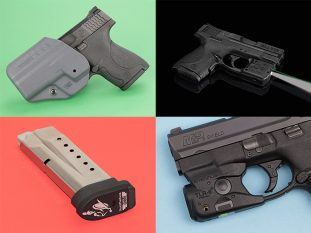 smith & wesson m&p shield accessories