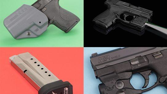 smith & wesson m&p shield accessories