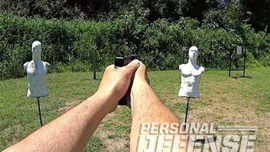 target fixation shooting drill