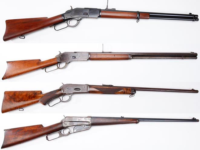 winchester lever-action rifles