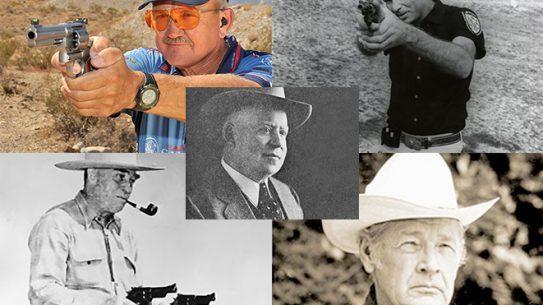 5 biggest revolvers handgun shooting influences