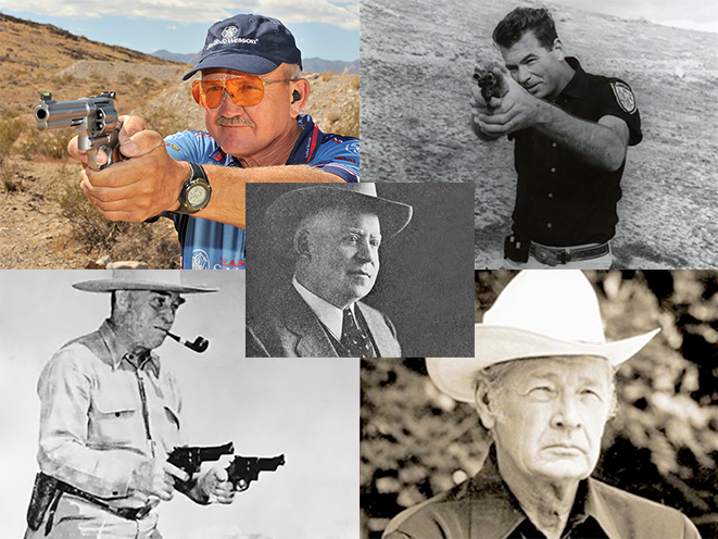 5 biggest revolvers handgun shooting influences