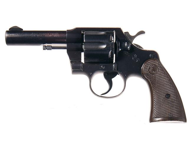 Bill Jordan revolvers handgun shooting colt border patrol