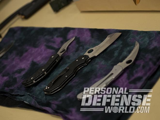 Blade Tactical folding knife