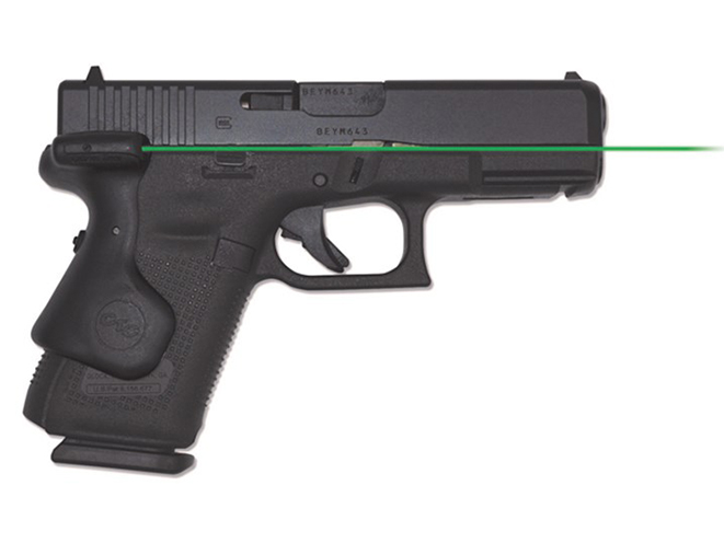 crimson trace glock gen5 pistol lasers