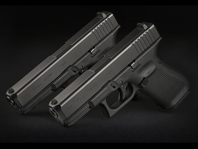 glock gen5 pistols