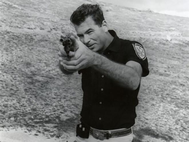 Jack Weaver revolvers handgun shooting