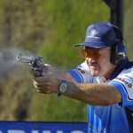 Jerry Miculek revolvers handgun shooting competition