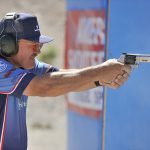 Jerry Miculek revolvers handgun shooting aiming