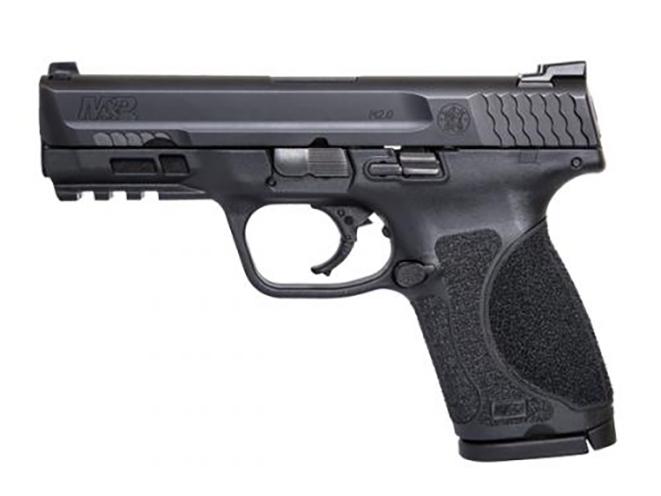 Smith & Wesson M&P M2.0 Compact pistol left profile