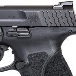 Smith & Wesson M&P M2.0 Compact pistol serrations