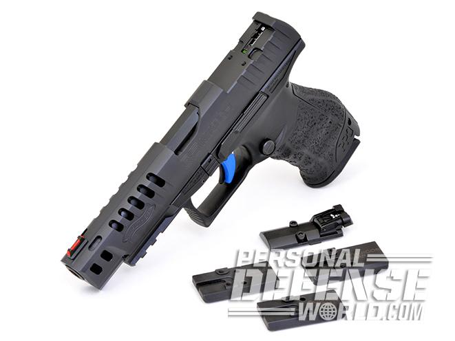 Walther Q5 Match pistol base