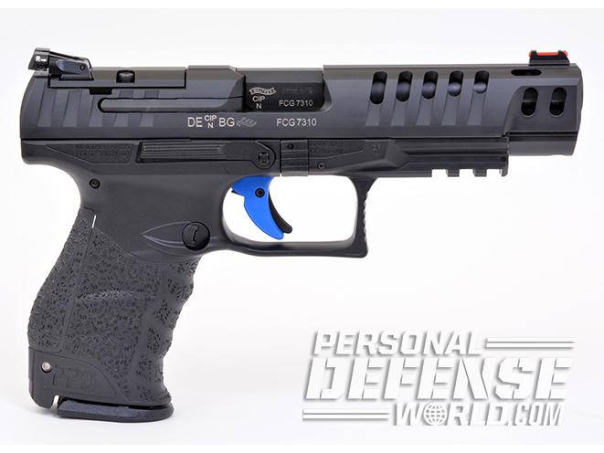 Walther Q5 Match pistol right profile